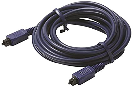 Steren Video / Digital Audio Cable (optical) - 12 Ft (T07799) Category