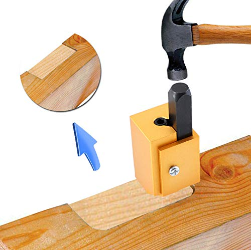 AIUSD Clearance , Square Wood Corner Chisel Squaring Tool For Squaring Hinge Recess Woodworking