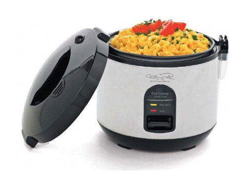 Wolfgang Puck 10-Cup Rice Cooker and Steamer