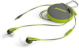 Bose 741776-0030 SoundSport In-Ear Earphones for Apple Devices ...