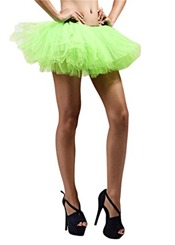 5 Layer Running Skirt, Dance Tutu, Dress Up,