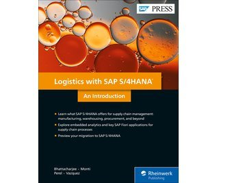 Logistics with SAP S/4HANA Deb Bhattacharjee