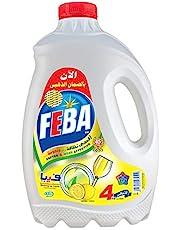 سائل منظف للأطباق برائحة الليمون من فيبا، 4 كجم