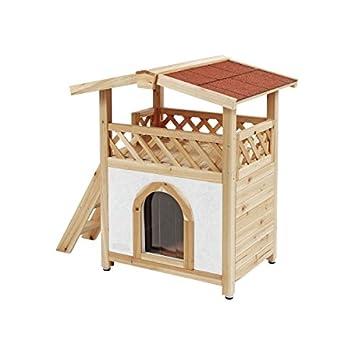 maisonnette pour chat exterieur grande cage pour chat. Black Bedroom Furniture Sets. Home Design Ideas