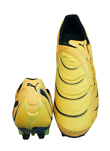 462a446a7 70%OFF Puma PowerCat 1.10 Synth Grass Mens Leather Soccer Boots   Cleats -  Yellow