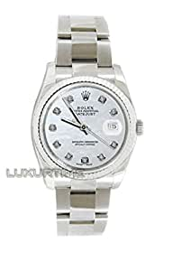 Rolex Datejust Automatic-self-Wind Male Watch 116234 (Certified Pre-Owned)