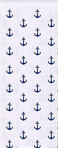Anchors Cello Bags 4'' x 2'' x 9'' - Pack of 25 by Magical Times 808