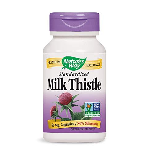 Nature's Way Milk Thistle, 60 Capsules