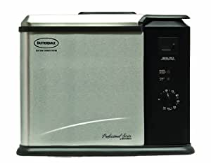 Masterbuilt 20011210 Butterball Professional Series Indoor Electric Turkey Fryer, X-Large [OLD VERSION] (Older Model)