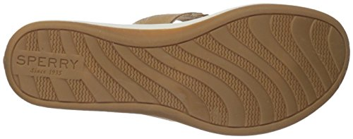 Sperry 5 Swell Seabrook Flat Tan Us Sandal Women's Medium 5 rxqYTCwr7