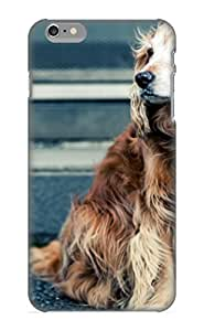 Top Quality Protection Animal Dog Case Cover For iphone 6 plus With Appearance/best Gifts For Christmas Day