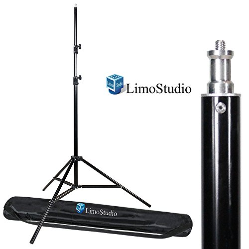 LimoStudio 86-inch Tall Light Stand Tripod for Photo & Video Studio with Carry Bag, Photo Studio Kit, AGG887 by LimoStudio