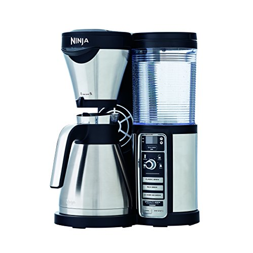 Ninja Coffee Maker For Hot Iced Coffee With 4 Brew Sizes