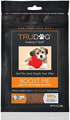 All Natural Dog Food Enhancer
