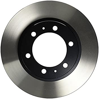 Centric Parts 120.44129 Premium Brake Rotor with E-Coating