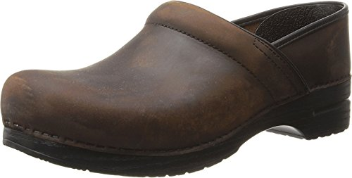 Dansko Men's Antique Brown Oiled Mens Professional 46 B(N) EU ()