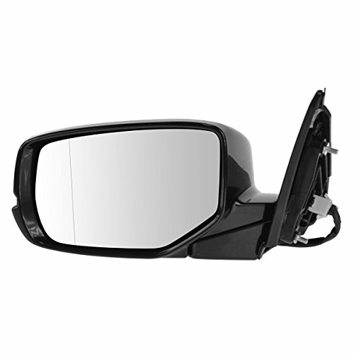 Mirror Power Heated Signal LH Left Driver Side for Honda Accord 4 door Sedan (Mirror 4 Door Sedan Drivers)