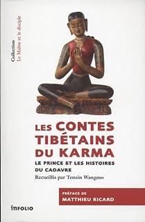 Les contes tibétains du karma : le prince et les histoires du cadavre, Wangmo, Tenzin