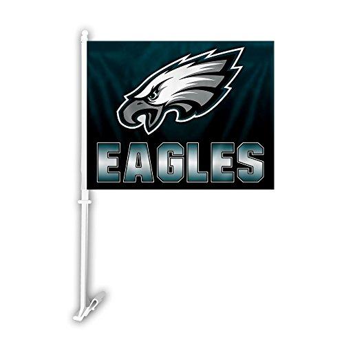 NFL Philadelphia Eagles Car Flag 11