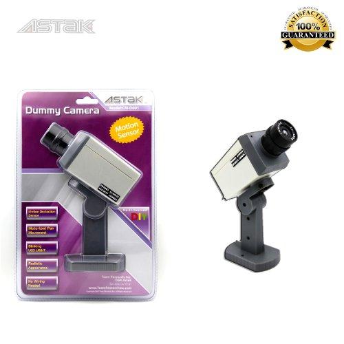 Astak CM-D001 Dummy Camera with Built-in Motion Sensor