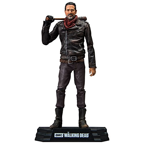 Mcfarlane Toys The Walking Dead Tv Negan 7  Collectible Action Figure