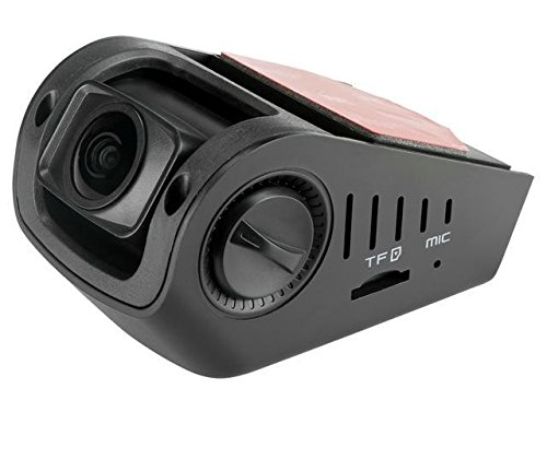 A118-C 1080p HD Car Dash Camera Capacitor G-Sensor 1.5 HD Screen 170 Degree Wide Angle Lens Records at 60 FPS Loop Recording
