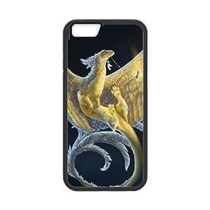 night dragon iPhone 6 4.7 Inch Cell Phone Case Black xlb2-289889