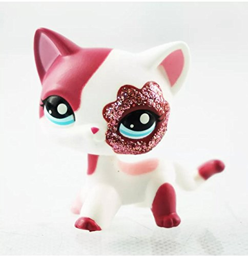 Littlest pet shop lps 2291 Animal Pet Cat Collection Child Girl Boy Figure Toy Loose Cute lps