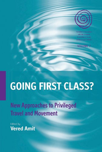Going First Class   New Approaches To Privileged Travel And Movement  Easa Series