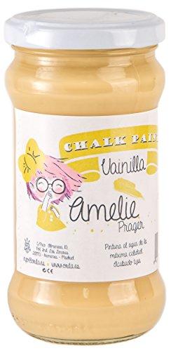 Amelie Prager 280-07 Pintura a la Tiza, Vainilla, 280 ml: Amazon.es: Bricolaje y herramientas