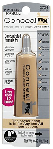 Physicians Formula Conceal Rx Physicians Strength Concealer - Natural Light - 2 pk