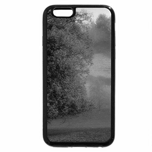 iPhone 6S Plus Case, iPhone 6 Plus Case (Black & White) - The Autumn