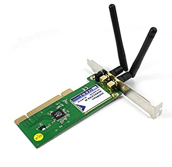 Amazon.com: eastvita® bl-lw04-a2 300 M pci Desktop tarjeta ...