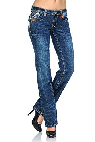 VIRGIN ONLY Women's Slim Fit Straight Leg (3531 Denim, Size 7)