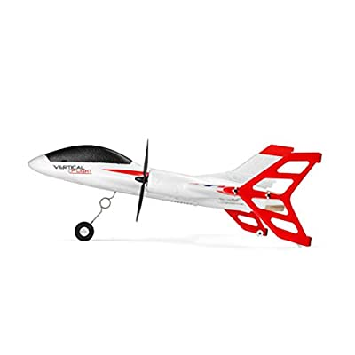 XK X520 2.4G 6CH 3D/6G Helicopters Vertical Takeoff Land Delta Wing RC Glider: Toys & Games