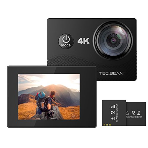 TEC BEAN Waterproof Wide Angle Rechargeable accessories product image