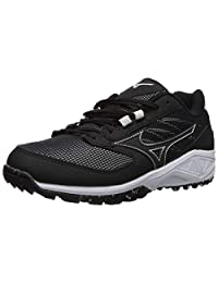 Mizuno Womens Dominant All Surface Turf Shoe Softball Shoe