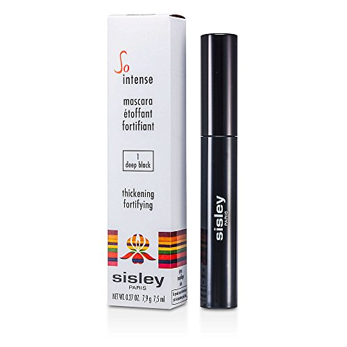 Sisley by Sisley So Intense Mascara - # 1 Deep Black --7ml/0.27oz for WOMEN ---(Package Of 2) by Sisley