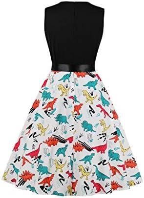 CANDLLY Las Rebajas! Mini Vestidos Sin Mangas para Mujer Vestido ...