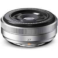 Fujinon XF27mmF2.8 Silver