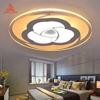 BRFVCS Ceiling Light Led Deckenleuchte Minimalistischen Schlafzimmer  Wohnzimmer Beleuchtung Ultra Dünne Stilvolle Lampen Kreative Persönlichkeit