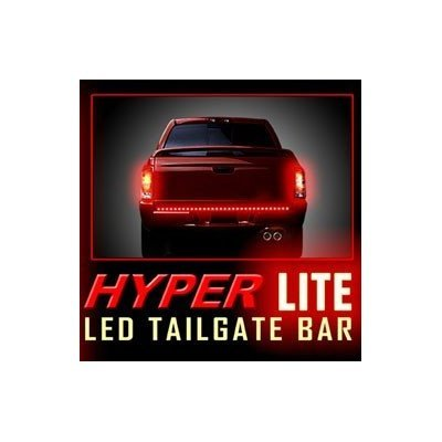Amazon recon 26412 49 red hyperlite line of fire led tailgate recon 26412 49quot red hyperlite line of fire led tailgate light bar fits most aloadofball Choice Image