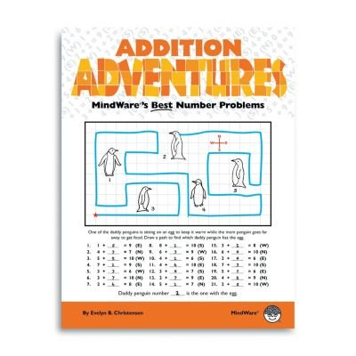 MindWare's Math Mosaics (Addition - Explorers Maths Learning