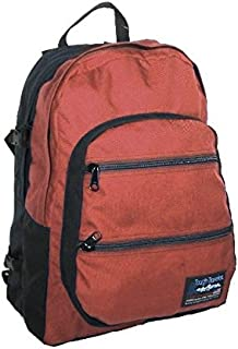"product image for Tough Traveler""T-Double Cay"" Backpack - Made in America (Burgundy)"