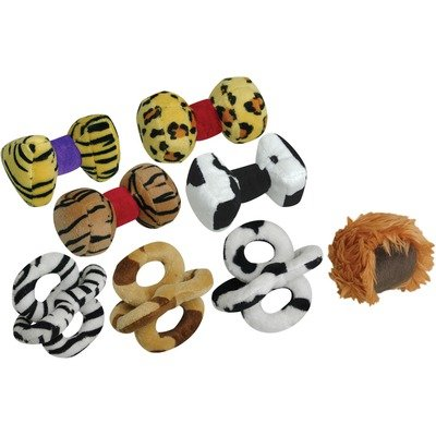 Loopies Tiny Toys Jungle (Toy May vary), My Pet Supplies