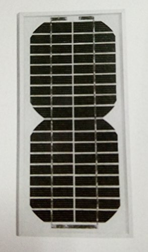 5w Watts Mono Solar Panels Tempered Glass & Al Frame Rvs Boa