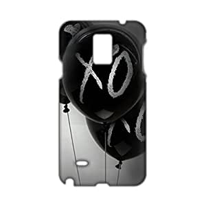 Angl 3D Case Cover xo the weeknd Phone Case for For Iphone 4/4S Cover by icecream design