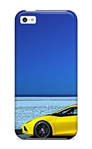 Jennifer Heffron Iphone 5c Well-designed Hard Case Cover Lotus Protector