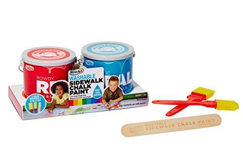 roseart-sidewalk-chalk-paint-2-pack-rowdy-red-terrific-teal