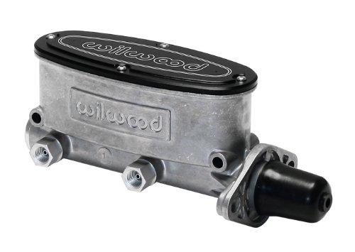 Wilwood 260-8556 1.12'' Bore Aluminum Tandem Master Cylinder by Wilwood (Image #1)